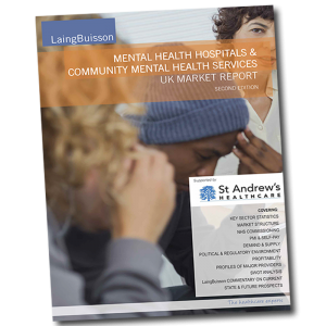 Mental Health Services Hospitals Report