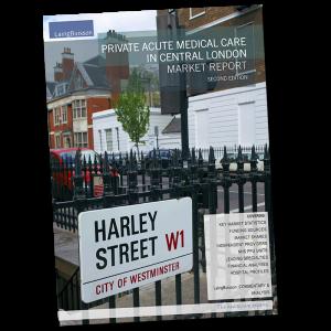 Private Acute Medicate Care London Report