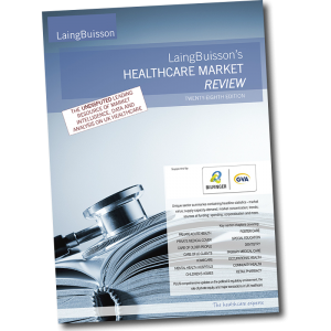 Healthcare Market Review Report