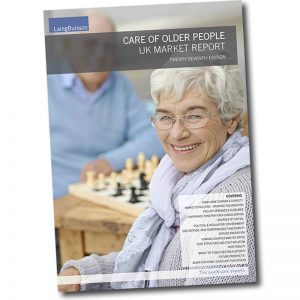 Care of Older People UK Market Report 27th Edition