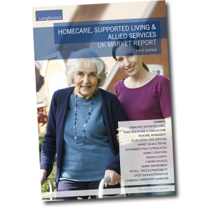 Homecare Supported Living Services Report