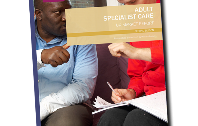 Adult Specialist Care Market Report