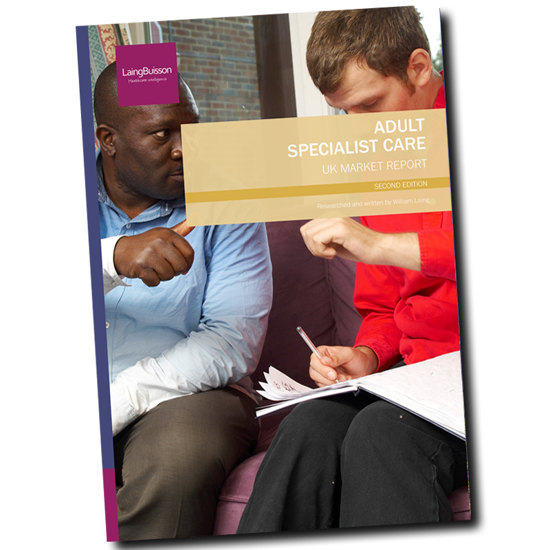 Adult Specialist Care Market Report
