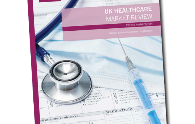 UK Healthcare Market Review