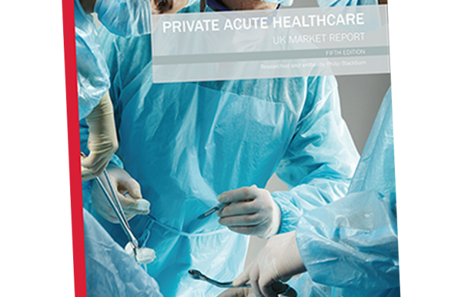 laingbuisson healthcare market review pdf
