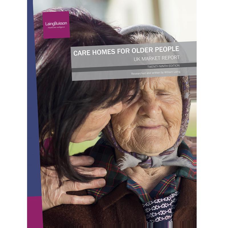 Care for older people market report